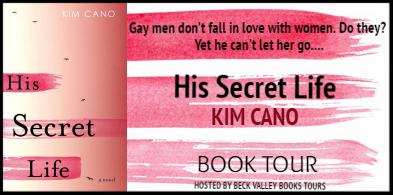 [Review & Tour]  His Secret Life by Kim Cano