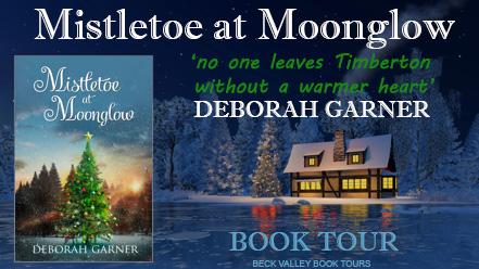 [Review Tour] Mistletoe at Moonglow by Deborah Garner