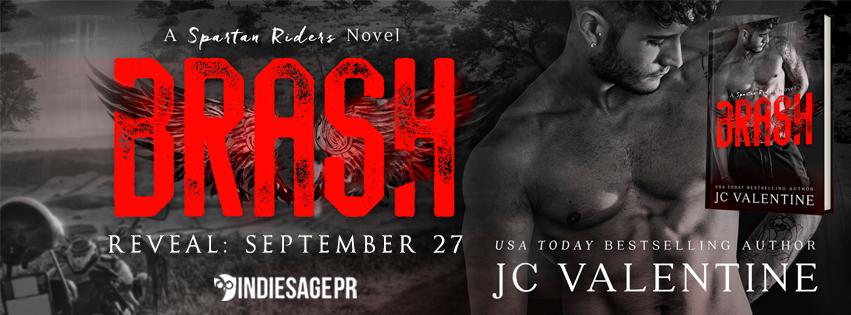 [Cover Reveal] Brash by J.C Valentine