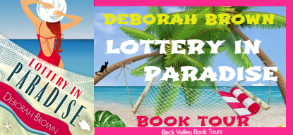 [Review] Lottery in Paradise by Deborah Brown (Paradise Series Book 11)