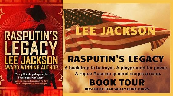 [Review] Rasputin's Legacy by Lee Jackson (Cold War series)