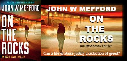 [Review] ON The Rocks (An Ozzie Novak Thriller, Book 3) (Redemption Thriller Series 15) by John W Mefford